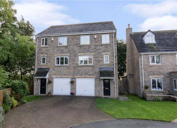 Thumbnail 4 bed semi-detached house for sale in Highfield Court, Batley, West Yorkshire