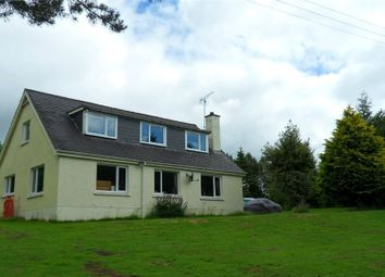 Thumbnail 3 bed detached house for sale in Ashfield, Altass, Lairg, Highland