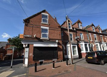 Thumbnail 3 bed terraced house for sale in Birrell Road, Forest Fields, Nottingham