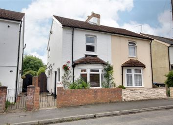 Thumbnail 2 bed semi-detached house to rent in Queen Street, Chertsey, Surrey