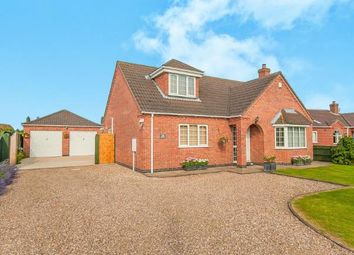 Thumbnail 3 bed bungalow for sale in Broadgate, Wrangle, Boston, Lincolnshire