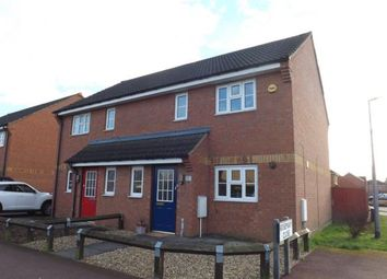 Thumbnail 2 bed semi-detached house for sale in Sorrell Way, Biggleswade, Bedfordshire