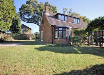 Thumbnail 3 bed detached house for sale in Hunts Pond Road, Park Gate, Southampton
