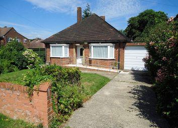 Thumbnail 3 bed detached bungalow for sale in Blackbrook Park Avenue, Fareham