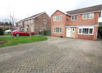 Thumbnail 3 bed detached house for sale in Malford Grove, Gilwern, Abergavenny