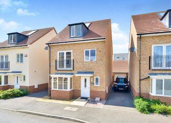 Thumbnail 4 bedroom detached house for sale in Blythebridge, Broughton, Milton Keynes