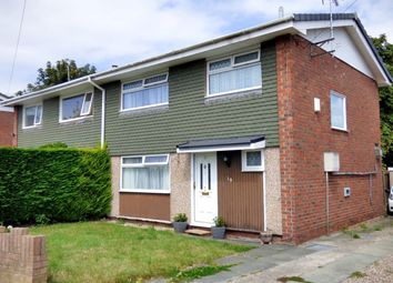 Thumbnail 3 bed semi-detached house for sale in Bretton Drive, Broughton, Chester