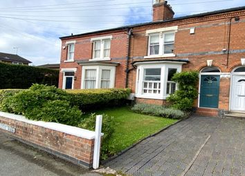 Thumbnail 2 bed terraced house for sale in East View, Nantwich