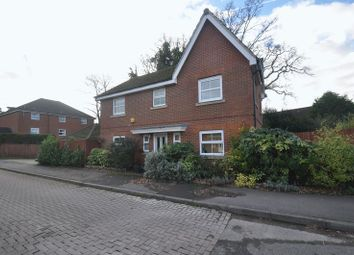 Thumbnail 4 bed detached house for sale in Haskins Drive, Farnborough