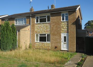 Thumbnail Semi-detached house for sale in Brookside Walk, Leighton Buzzard