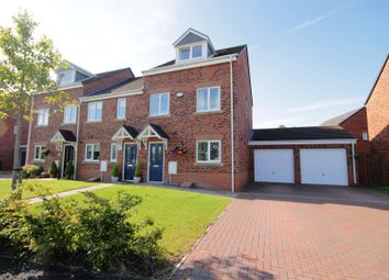 Thumbnail 3 bed end terrace house for sale in Henry Avenue, Bowburn, Durham