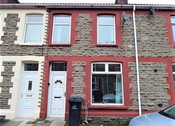 Thumbnail 3 bedroom terraced house for sale in Railway Street, Llanhilleth