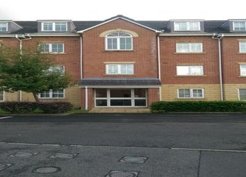 Thumbnail 2 bed flat to rent in Granville House, Cherry Tree, Blackburn