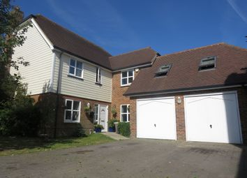 Thumbnail 5 bed detached house for sale in Woodlees Close, Sellindge, Ashford