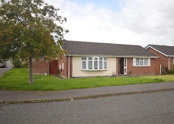 Thumbnail 3 bed detached bungalow for sale in Rochester Crescent, Sydney, Crewe