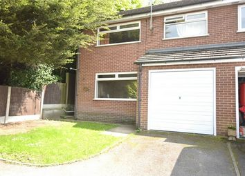 Thumbnail 4 bed semi-detached house for sale in Ripley Road, Ambergate, Belper, Derbyshire