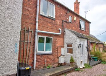 Thumbnail 2 bed cottage for sale in High Street, Ibstock