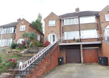 Thumbnail 3 bed semi-detached house for sale in Maney Hill Road, Sutton Coldfield