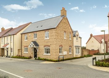 Thumbnail 4 bed detached house for sale in Haydock Road, Bicester