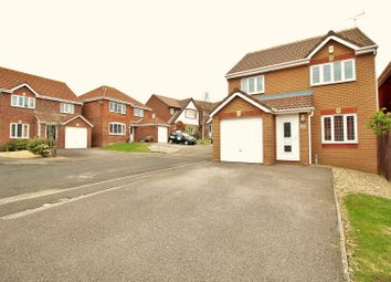 Thumbnail 3 bed detached house for sale in Cuckmere Drive, Pevensey