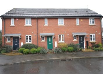 Thumbnail 2 bed terraced house for sale in Garood Close, Newark, Nottinghamshire.