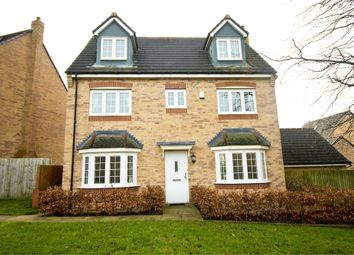 Thumbnail 5 bedroom detached house for sale in Wesham Park Drive, Wesham, Preston, Lancashire