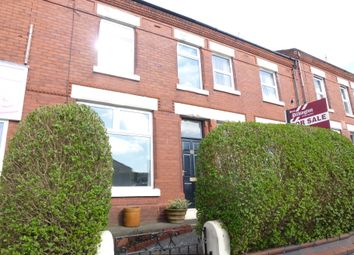 Thumbnail 3 bed terraced house for sale in School Lane, Leyland