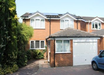 Thumbnail 4 bed detached house for sale in Haltonlea, Wilnecote, Tamworth