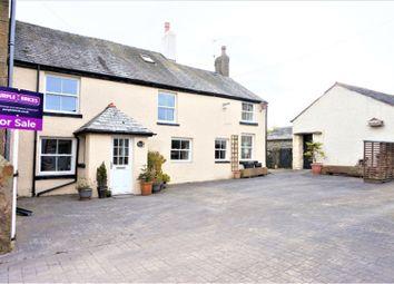 Thumbnail 6 bed cottage for sale in Kirksanton, Millom