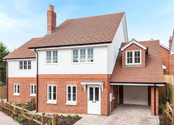 Thumbnail 3 bed detached house for sale in De Port Heights, Corhampton, Southampton, Hampshire