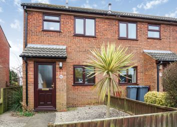 Thumbnail 2 bed end terrace house for sale in Carr Avenue, Leiston