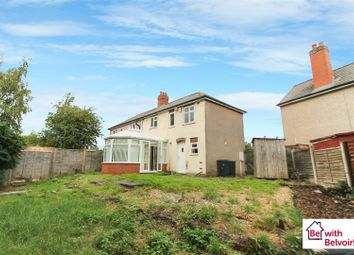 Thumbnail 2 bed semi-detached house to rent in Bannister Road, Wednesbury