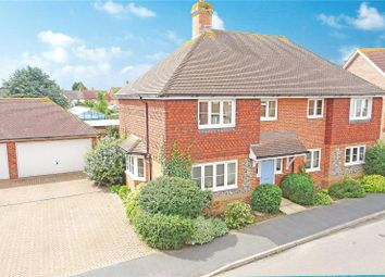 Thumbnail 5 bed detached house for sale in Bramley Green, Angmering, West Sussex