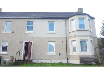Thumbnail 2 bed flat to rent in Grangemouth Road, Bo'ness