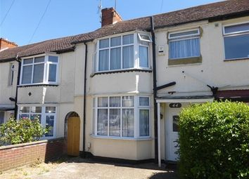 Thumbnail 3 bed terraced house for sale in Shelley Road, Luton