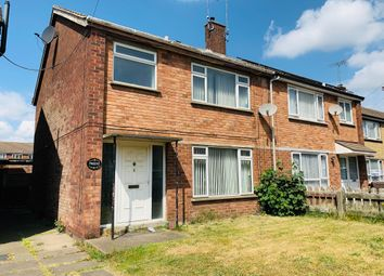 Thumbnail 3 bed semi-detached house to rent in Marlowe Road, Scunthorpe
