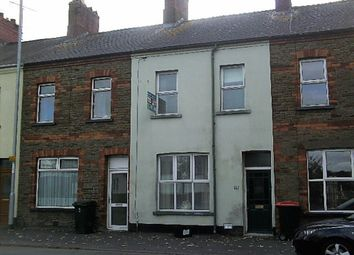 Thumbnail 2 bed terraced house to rent in Mill Street, Caerleon, Newport