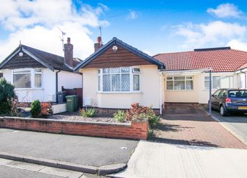 Thumbnail 3 bedroom semi-detached bungalow for sale in Heywood Boulevard, Thingwall, Wirral