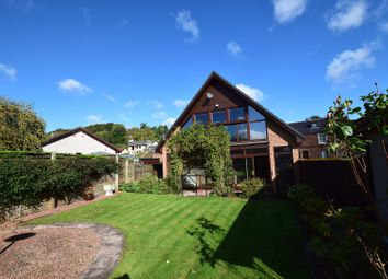 Thumbnail 4 bed detached house for sale in Haughhead Road, Earlston