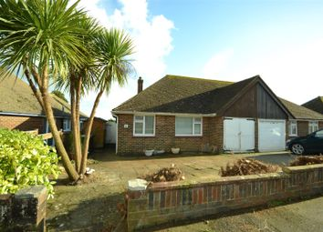 Thumbnail 2 bed semi-detached bungalow for sale in Laburnum Gardens, Bexhill-On-Sea