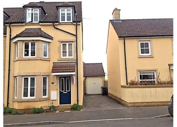 Thumbnail 3 bed semi-detached house for sale in Privet Way, Corsham
