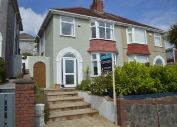 3 bed semi-detached house for sale in Lon Coed Bran, Swansea SA2