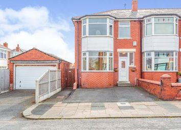 Thumbnail 3 bed end terrace house for sale in Barmouth Avenue, Blackpool, Lancashire