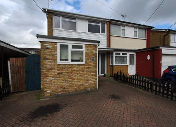 Thumbnail 3 bedroom property for sale in Orchard Avenue, Hockley