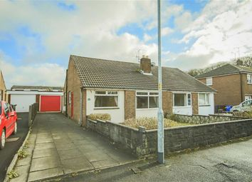 Thumbnail 2 bed semi-detached bungalow for sale in Rydal Road, Rossendale, Lancashire