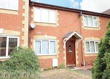Thumbnail 2 bed terraced house for sale in Dorling Way, Brampton, Huntingdon
