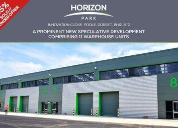 Thumbnail Warehouse for sale in Units 1-4 Horizon Park, Innovation Close, Poole, Dorset
