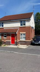 Thumbnail 2 bed semi-detached house to rent in Armstrong Close, Thornbury, Bristol