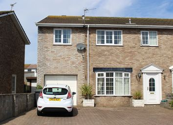 Thumbnail 5 bed semi-detached house for sale in Georgian Close, Llantwit Major