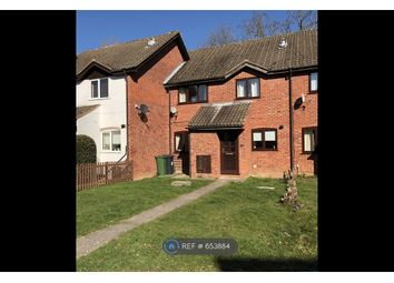 Thumbnail 2 bedroom terraced house to rent in Pettys Brook Road, Chineham, Basingstoke